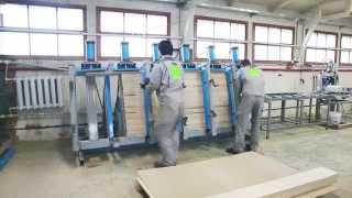 Инженерная доска LETOFLOOR by Takeda Katsuya(Видео о производстве инженерной доски LETOFLOOR., 2015-10-02T15:48:21.000Z)