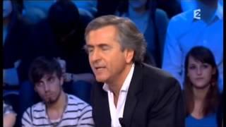 Bernard Henri Lévy - On n'est pas couché 13 février 2010 #ONPC
