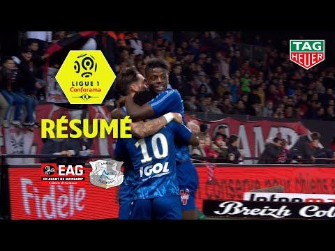EA Guingamp - Amiens SC ( 1-2 ) - Résumé - (EAG - ASC) / 2018-19