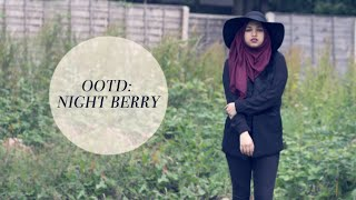 OOTD | NIGHT BERRY Thumbnail