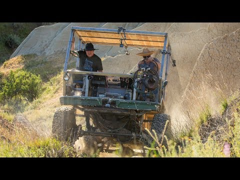 Dirt Every Day FULL EPISODE | Woodchuck The Scratch-Built Wood Truck—Season 7 Episode 79