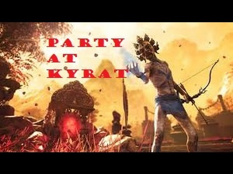 Djgraz007theforc Broadcast FARCRY4 Party at Kyrat. I'll send the invitations now