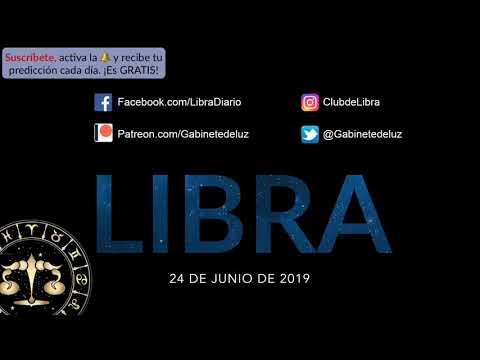 horóscopo-diario---libra---24-de-junio-de-2019