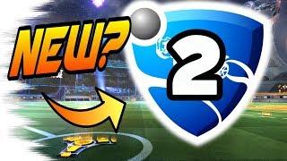 Rocket League 2 - IS IT COMING? - Rocket League Update Talk/Gameplay