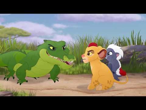 Мультфильм хранители лев