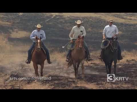Montana Wildfire Relief Fund