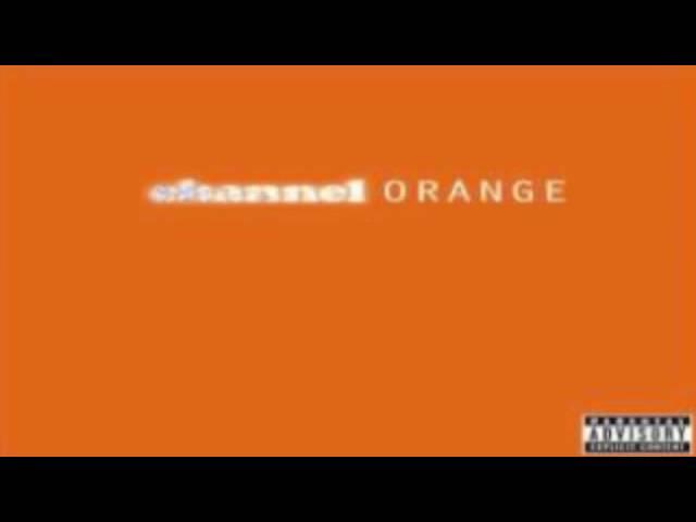 Frank Ocean Chords