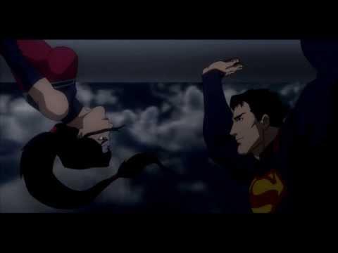 Wonder Woman Meets Superman | Justice League War
