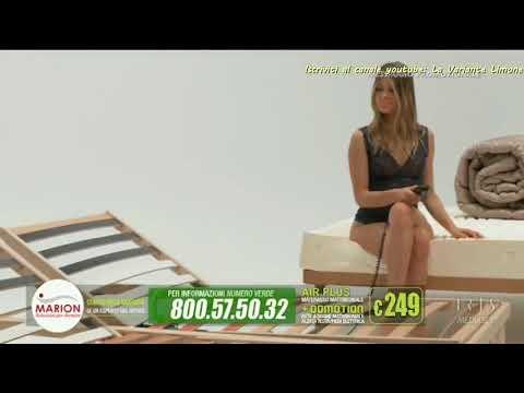 Recensioni Marion Materassi In Lattice.Pubblicita Marion Offerta Revolution Air Plus Alessandro