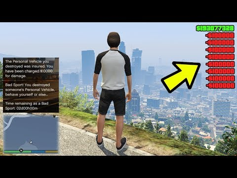 WARNING! DON'T PLAY GTA 5 ONLINE UNTIL YOU KNOW ABOUT THIS! thumbnail