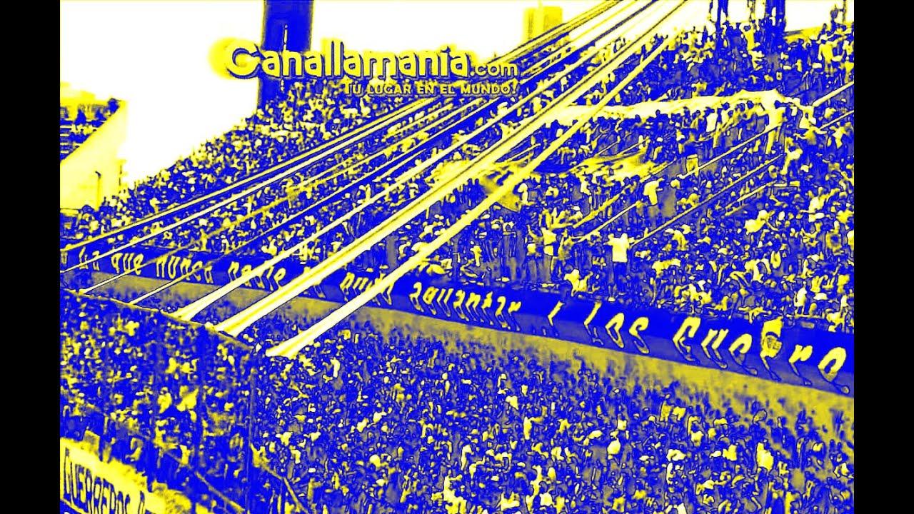 Rosario Central (ARG) - Recibimiento vs Godoy Cruz 2016 - La Pasion Sudamericana