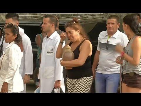 بعد وفاة إحدى الناجيات الثلاث.. ارتفاع عدد ضحايا الطائرة الكوبية إلى 111…  - 09:21-2018 / 5 / 22