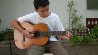 Dynamite [Guitar Instrumental Cover by Daryll Evan]