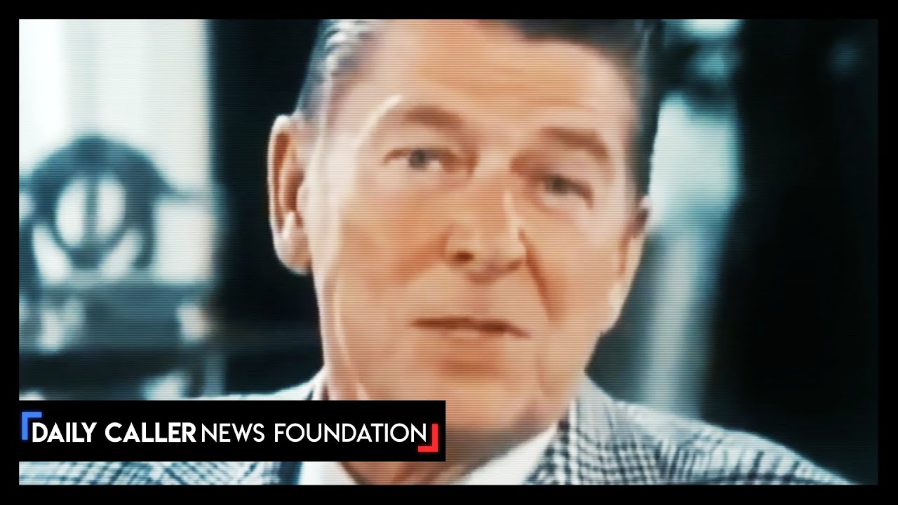 Liberals Hate This Reagan Video