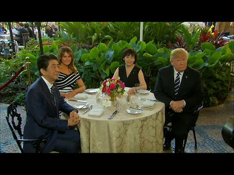 Trump: Talks With North Korea 'Going Very Well'