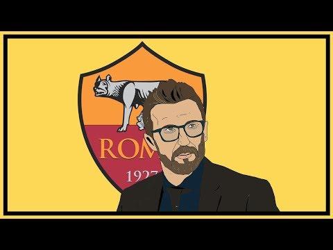 Youth v Experience: Di Francesco's Roma | Tactics Explained