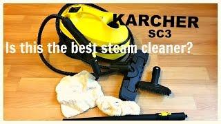 Karcher SC3 Steam Cleaner Revi…