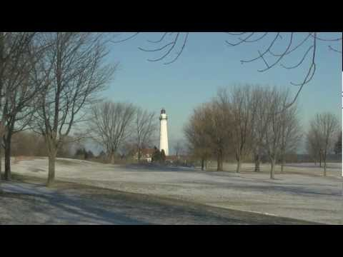Wind Point Lighthouse!,...Wind Point Wisconsin.
