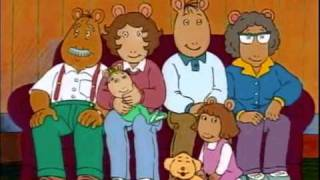 Arthur theme song swedish