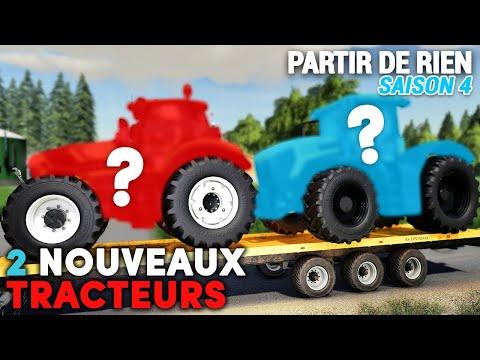 Acheter 2 NOUVEAUX TRACTEURS ! | Partir De Rien S4 #62 (Farming Simulator 19)