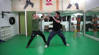 Kung Fu masters in HK Exclusive Interview: Choy Lee fut Master Wong Yu Fan - Part 1