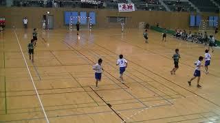 【高校ハンドボール】春日井vs知立東 県大会 前半戦