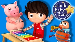 Learn with Little Baby Bum | Funny Noises and Sounds | Nursery Rhymes for Babies | Songs for Kids