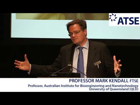 ATSE 2017 New Fellow: Professor Mark Kendall FTSE