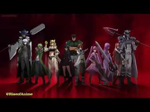 Akame ga Kill Ending 1 Amv