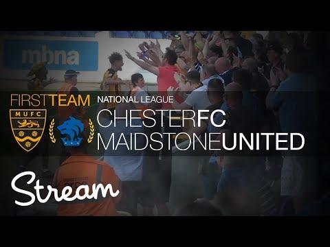 Chester FC Vs Maidstone United 21/04/18)