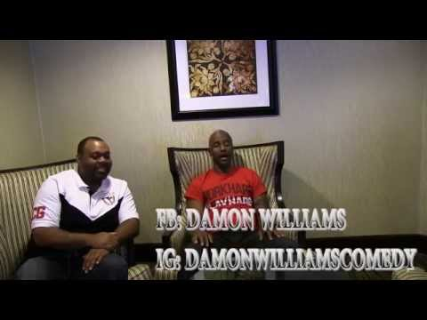 Damon Williams talks career,Obama, Avant & Joe taking his woman