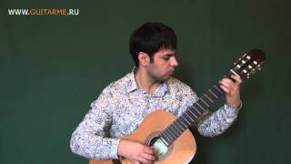 BRIGADA performed by Alexander Chuyko / БРИГАДА на гитаре - А.А. Чуйко