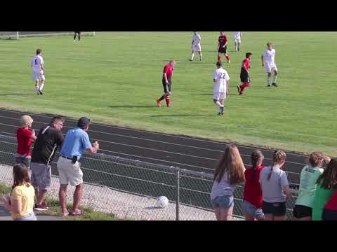 Coe Brown Northwood Academy Defeats Oyster River 2-0