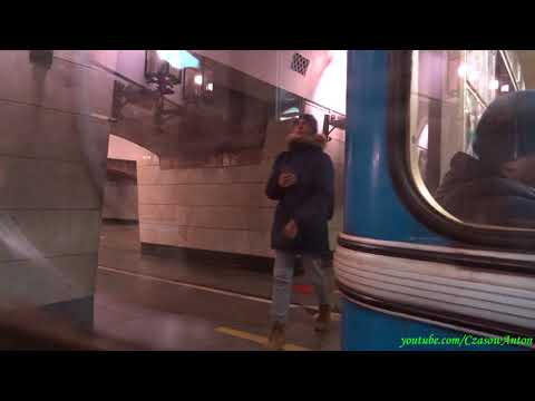 Metro w Jekaterynburgu, linia 1 / Метро в Екатеринбурге, линия 1