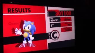Sonic Forces Gameplay - Modern Sonic, Classic Sonic, & Custom Avatar (E3 2017 - PS4)