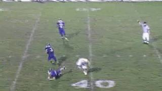 Patrick White pickerington central 2008 highlight film
