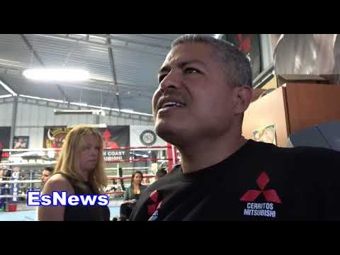 Robert Garcia On Canelo: In Boxing You Do One Mistake And People Wont Let It Go EsNews Boxing