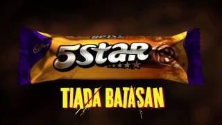 Cadbury 5 Star BAHARU. Tiada Batasa...