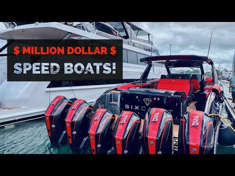 39th Annual Key West Boat Race 2019 // Offshore Poker Run Go-Fast Boats, Center Consoles, & Yachts