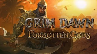 [Download] - GRIM DAWN - FORGOTTEN GODS EXPANSION DLC (PC DL) - action role-playing game