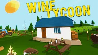 BUILDING OUR OWN FAMOUS MILLION DOLLAR WINE MAKING CHATEAU! - Terroir Full Release Gameplay