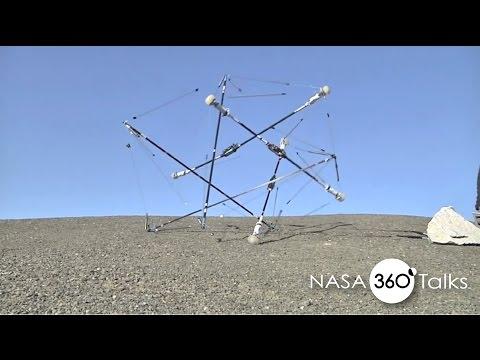 NASA 360 Talks - Super Ball Bot