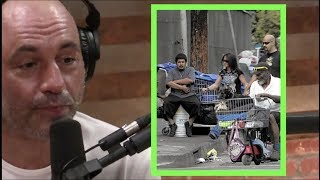 Joe Rogan | What is Going on with the Homeless in LA?