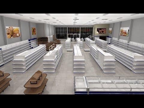 Great Scott - Supermarket Design