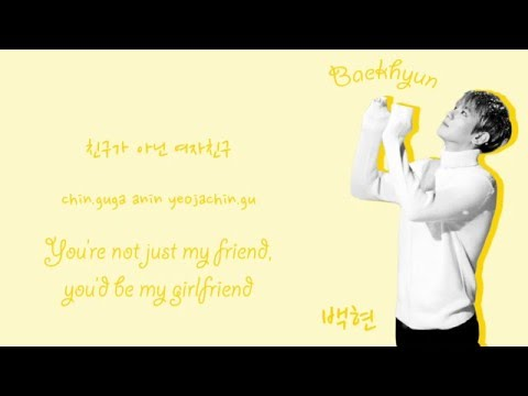 EXO (엑소) - Girl X Friend Lyrics (Color-Coded Han/Rom/Eng)