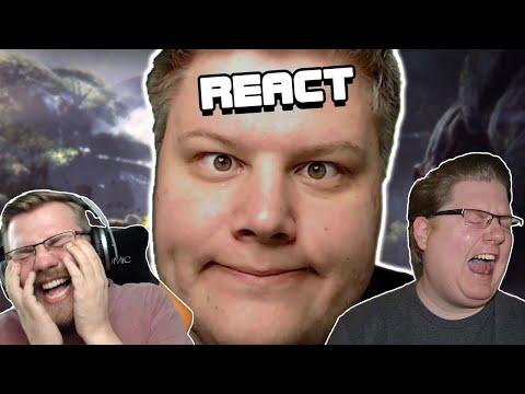React: Facecam-Wahnsinn Mit Brammen