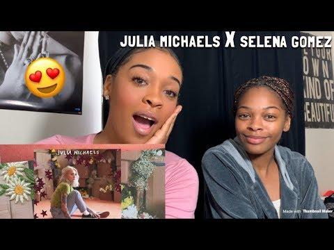 Julia Michaels - Anxiety (Audio) ft. Selena Gomez   Reaction