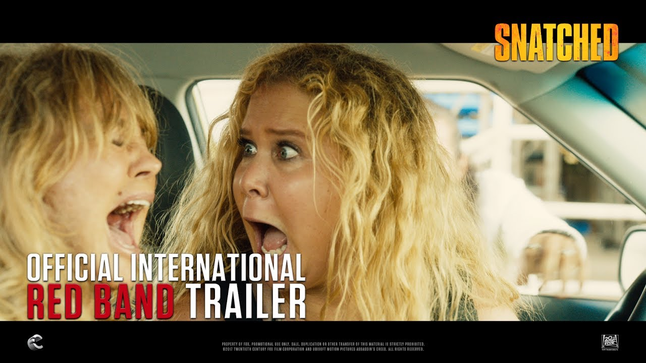 Download Snatched [Official International RED BAND Trailer in HD (1080p)]