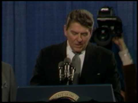 President Reagan's Remarks at the Ford Claycomo Assembly Plant on April 11, 1984