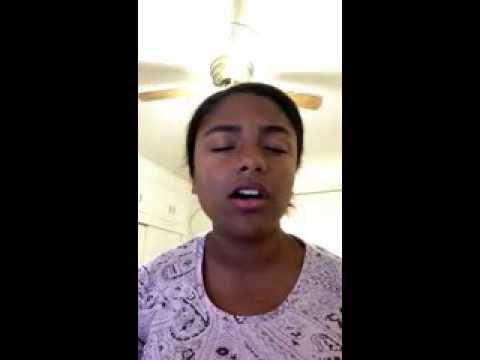 Me Singing Hontou No Oto (True Sound) By Kokia